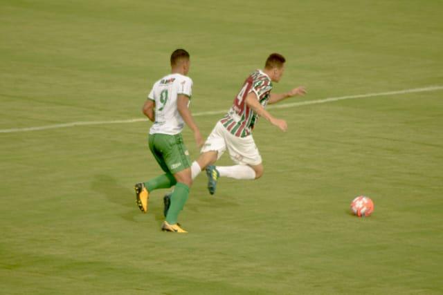 875fc59fc6499 Fluminense de Feira perde de virada para o Vitória da Conquista no Baianão